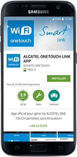 Alcatel MiFi Y900 - Applications - Télécharger l'application pour smartphone - Étape 8