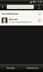 HTC C525u One SV - E-mail - envoyer un e-mail - Étape 6