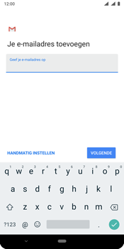 Nokia 9 - E-mail - e-mail instellen: POP3 - Stap 9
