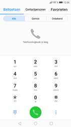Huawei P9 Lite - Android Nougat - voicemail - handmatig instellen - stap 3