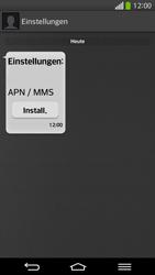 LG D955 G Flex - MMS - Automatische Konfiguration - Schritt 6