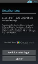 LG Optimus L7 II - Apps - Konto anlegen und einrichten - 22 / 25