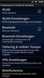 Sony Ericsson Xperia Arc S - Ausland - Auslandskosten vermeiden - Schritt 7