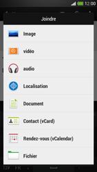 HTC One Mini - E-mail - envoyer un e-mail - Étape 10