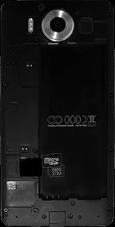Microsoft Lumia 950 - SIM-Karte - Einlegen - Schritt 4