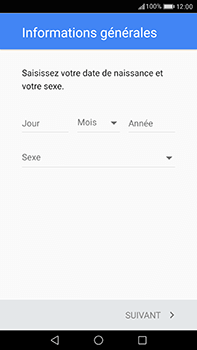 Huawei P10 Plus - Applications - Configuration de votre store d