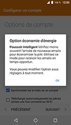 Wiko WIM Lite - E-mails - Ajouter ou modifier votre compte Outlook - Étape 13