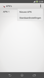 Sony C6903 Xperia Z1 - Internet - buitenland - Stap 12