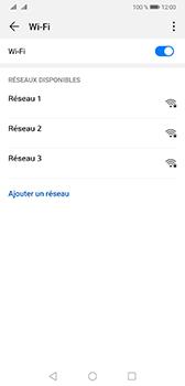 Huawei Mate 20 - Wifi - configuration manuelle - Étape 5