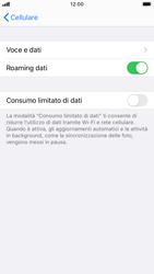 Apple iPhone SE (2020) - Internet e roaming dati - Disattivazione del roaming dati - Fase 5