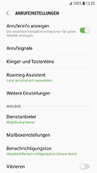 Samsung G390F Galaxy Xcover 4 - Anrufe - Rufumleitungen setzen und löschen - Schritt 6
