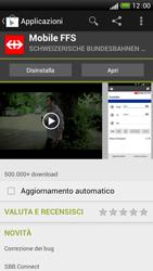 HTC One S - Applicazioni - Installazione delle applicazioni - Fase 25