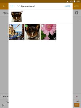 Samsung Galaxy Tab A 9.7 - MMS - Afbeeldingen verzenden - Stap 21