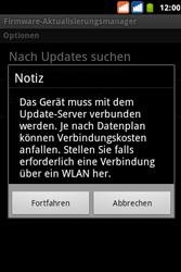BASE Varia - Software - Update - Schritt 6