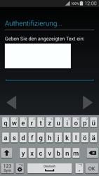 Samsung Galaxy A3 - Apps - Konto anlegen und einrichten - 17 / 22