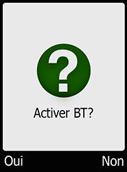 Doro 6520 - Photos, vidéos, musique - Envoyer une photo via Bluetooth - Étape 8