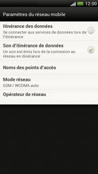 HTC Z520e One S - Internet - Configuration manuelle - Étape 6
