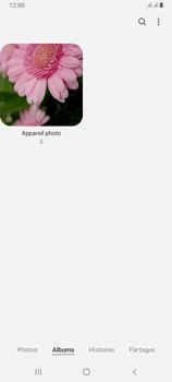 Samsung Galaxy A80 - Photos, vidéos, musique - Envoyer une photo via Bluetooth - Étape 6