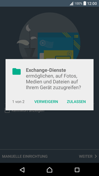 Sony Xperia XA Ultra - E-Mail - Konto einrichten (outlook) - 10 / 18