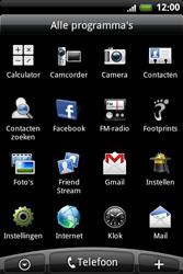 HTC A6363 Legend - e-mail - hoe te versturen - stap 3