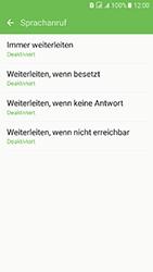 Samsung J510 Galaxy J5 (2016) DualSim - Anrufe - Rufumleitungen setzen und löschen - Schritt 10