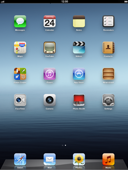 Apple The New iPad - Manual - Download user guide - Step 1