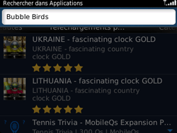 BlackBerry 9320 - Applications - Télécharger une application - Étape 13