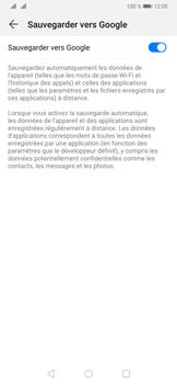 Huawei P30 - Aller plus loin - Gérer vos données depuis le portable - Étape 10