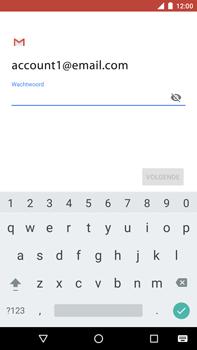 Huawei Nexus 6P - Android Oreo - E-mail - e-mail instellen: POP3 - Stap 11