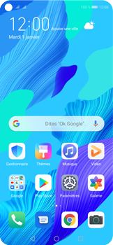 Huawei Nova 5T - Contact, Appels, SMS/MMS - Transférer vos contacts d