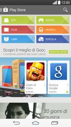 LG G3 - Applicazioni - Configurazione del negozio applicazioni - Fase 21