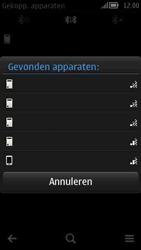 Nokia 808 PureView - bluetooth - headset, carkit verbinding - stap 8