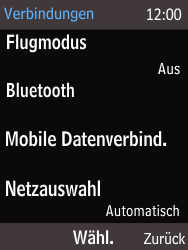 Nokia 225 - Bluetooth - Verbinden von Geräten - Schritt 5