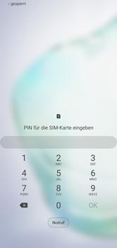 Samsung Galaxy Note 10 Plus 5G - Internet und Datenroaming - Manuelle Konfiguration - Schritt 34