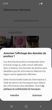 Samsung Galaxy S10e - E-mails - Envoyer un e-mail - Étape 15