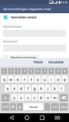 LG K8 4G DualSim - E-mail - handmatig instellen - Stap 16