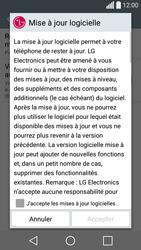 LG Spirit 4G - Logiciels - Installation de mises à jour - Étape 8