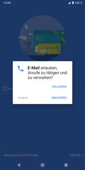 Sony Xperia XZ3 - E-Mail - Konto einrichten (outlook) - Schritt 13