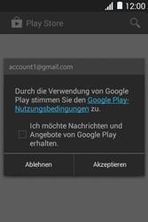 Samsung Galaxy Young 2 - Apps - Konto anlegen und einrichten - 23 / 25