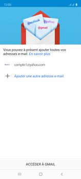 Samsung Galaxy A51 - E-mails - Ajouter ou modifier votre compte Yahoo - Étape 14