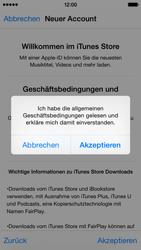 Apple iPhone 5S mit iOS 8 - Apps - Konto anlegen und einrichten - Schritt 23