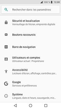 Crosscall Trekker X4 - Sécuriser votre mobile - Activer le code de verrouillage - Étape 4