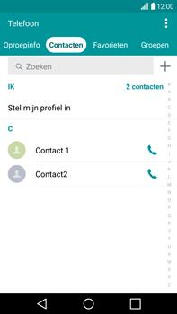 LG G4 - contacten, foto