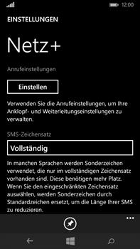 Microsoft Lumia 640 XL - Anrufe - Rufumleitungen setzen und löschen - Schritt 5