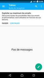 Sony E5823 Xperia Z5 Compact - Android Nougat - E-mail - Configuration manuelle (yahoo) - Étape 5