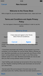 Apple iPhone 6 Plus - iOS 8 - Applications - Setting up the application store - Step 12
