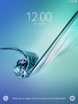 Samsung T815 Galaxy Tab S2 9.7 (SM-T815) - Internet - Handmatig instellen - Stap 31