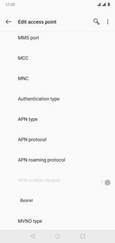 OnePlus 6 - Internet - Manual configuration - Step 15