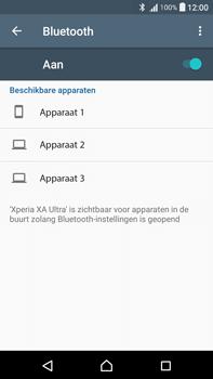 Sony Xperia XA Ultra (F3211) - bluetooth - headset, carkit verbinding - stap 6