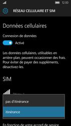 Acer Liquid M330 - Internet - désactivation du roaming de données - Étape 7